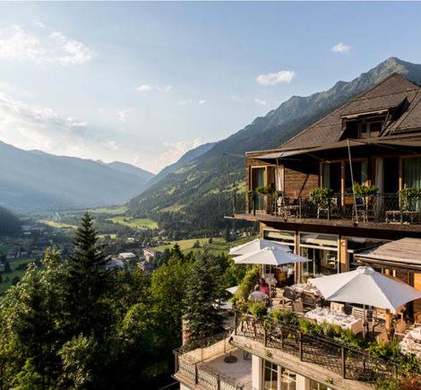 amazone uniek ontwerp sportschoenen Haus Hirt: Familienfreundliches Alpine Spa Hotel in Bad Gastein